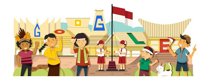 Festa dell'indipendenza dell'Indonesia 2014