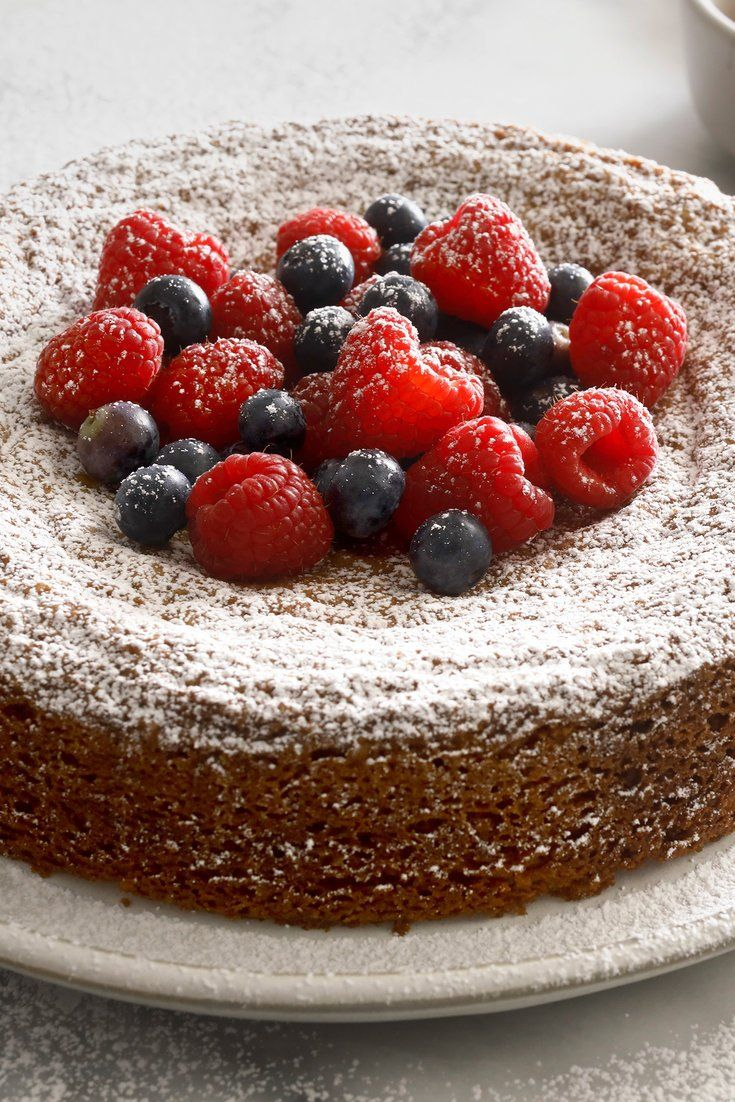 """NYT Cooking: This exquisite recipe came to The Times in a 2001 article by Amanda Hesser about the first meal her now mother-in-law, Elizabeth Friend, prepared for her. The meal ended with this simple almond cake. Ms. Hesser wrote: """"It had a crust, fragile like a dry leaf, that led to a moist, downy layer of ground almonds and sugar. It was a perfect dessert. And it punctuated one of the great meals of my li..."""