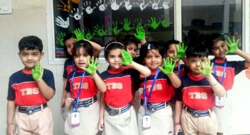 #IndependenceDay: Independence Day celebration at The British School. Read full news here http://goo.gl/38Wezu