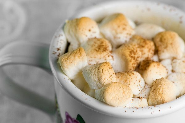 Baked Hot Chocolate