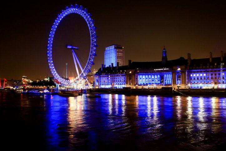 London Sehenswürdigkeiten - Top10 Reisetipps - Scenic Spots London, Tower of London, Bridge, St. Pauls, London Eye, PIccadilly