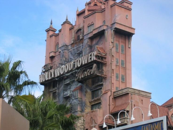 Tower of Terror, MGM Studios