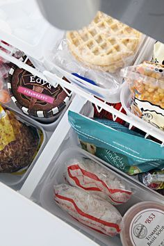 IHeart Organizing: Organized Fridge & Freezer Drawer with Tips and Favorite Products