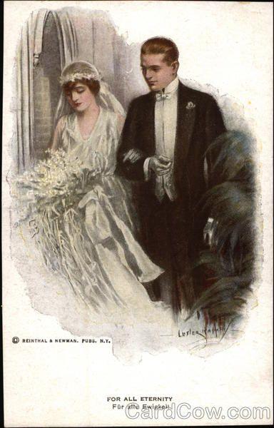 Ужин при, свадебные картинки жених и невеста винтаж