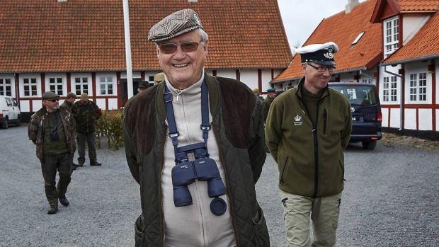 Video Prinsgemalen på jagt og til koncert på Bornholm | Billed Bladet
