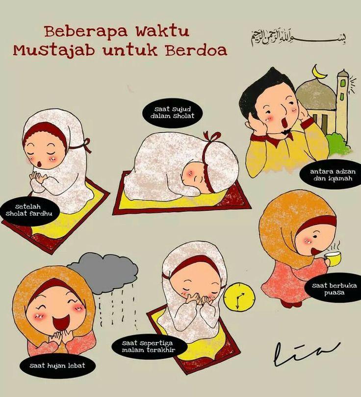 Waktu mustajab doa