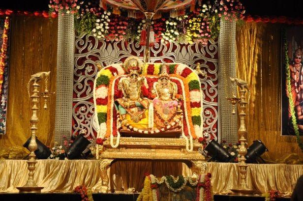 Rama Navami Celebration Report Sri Rama Navami: Kirtan, Panaka and Kosambari Rule the Day
