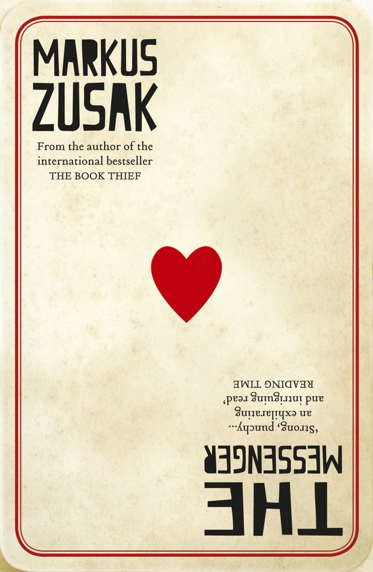 Unit of work for Year 10 by Adam Kealley on The Messenger by Markus Zusak