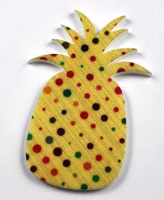 Cute polka-dot Pineapple