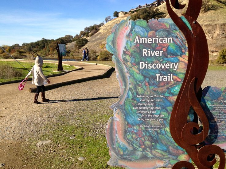 The natoma fish hatchery has an interpretive trail that is for Lake natoma fishing