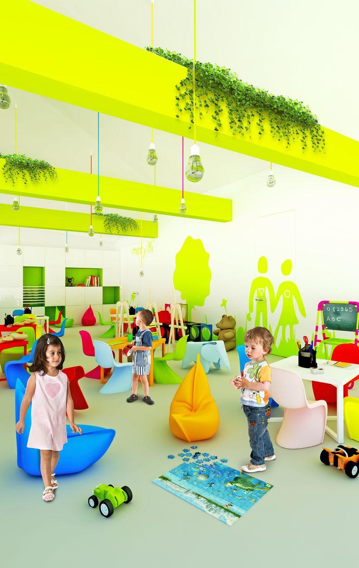 kindergarten - playroom | artstudio