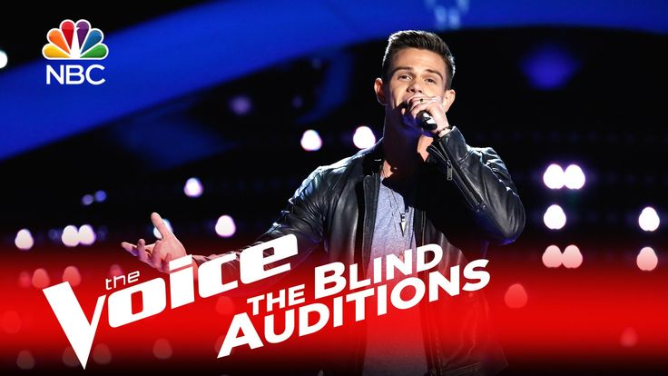 "The Voice 2016 Blind Audition - Nick Hagelin: ""Lost Stars"""