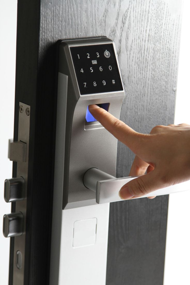 Best 25 Door Locks Ideas On Pinterest Finger Print Lock