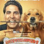 Akshay Kumar's upcoming movie Entertainment is all set to hit the theaters on 8th August, 2014 and now here we got the Brand New poster of Entertainment. This brand new poster featuring Akshay Kumar and Entertainment (Dog) having a stick in their mouth....