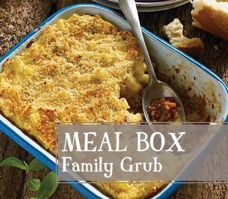 Family Meals By COOK: Quick, Simple, Healthy Family Meals Delivered | COOK