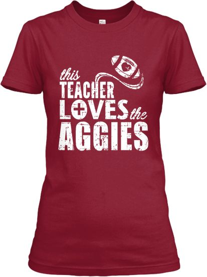 A great way to encourage Future Aggies!