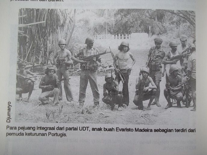 This book contains various documents about the process of the establishment of the 27th Province under the auspices of the Unitary Republic of Indonesia (NKRI) under the name of East Timor