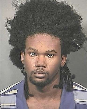 I can't believe they arrested me after I had my hair done.