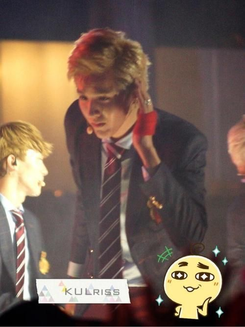 Kris @MTV World Stage