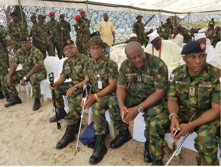 """Nigerian Army launches Exercise Crocodile Smile in South West [PHOTOS]Over 1,000 men of the Nigerian Army have been assembled in Lagos for the flag off of Exercise Crocodile Smile II is South West. The personnel, including the Special Boat Services of the Nigerian Navy are presently in Tarkwa Bay area of Lagos for the flag off. The Nigerian Army had said the """"Exercise Crocodile Smile II"""" exercise was an operation meant to ensure the safety of the South West."""