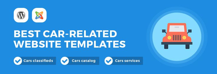Build the successful car website with the best car-related website templates. #Joomla #car #site #website #template #templates
