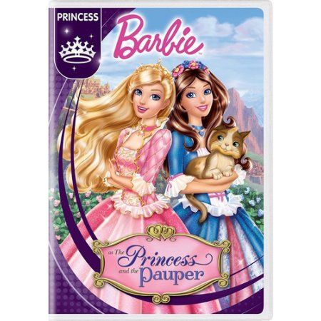Barbie As The Princess And The Pauper Game Cracking