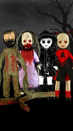 Resurrection Series I - Living Dead Dolls