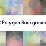 Freebie Polygon Backgrounds