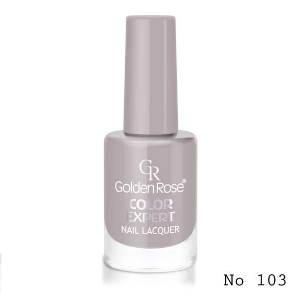 Golden Rose Color Expert Nail Lacquer 103 10.2ml. Αποκτήστε το από το aromania.gr μόνο με 1,50€! #aromania #GoldenRose #ColorExpertNailLacquer