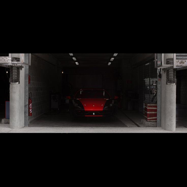 Ferrari F450 @ LeMans Instagram @greasy_hands_pictures