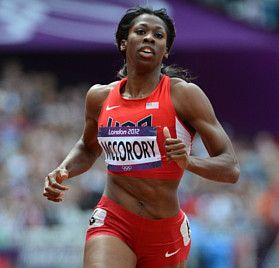 Hampton alum, Francena McCorory, is a two time Olympic gold medalist, NCAA champion and record-breaker.