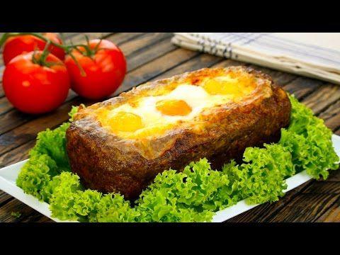 Γεμίζει με κιμά μία φόρμα για κέικ και αφήνει λίγο κενό στη μέση. το αποτέλεσμα; Θα σας ξετρελάνει! - Γεύση & Συνταγές - Athens magazine