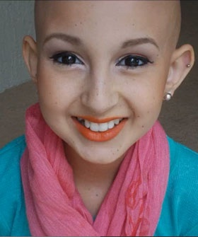 Beauty, inside and out: 12-Year-Old Cancer Patient Steals Our Hearts With Incredible Makeup Tutorials