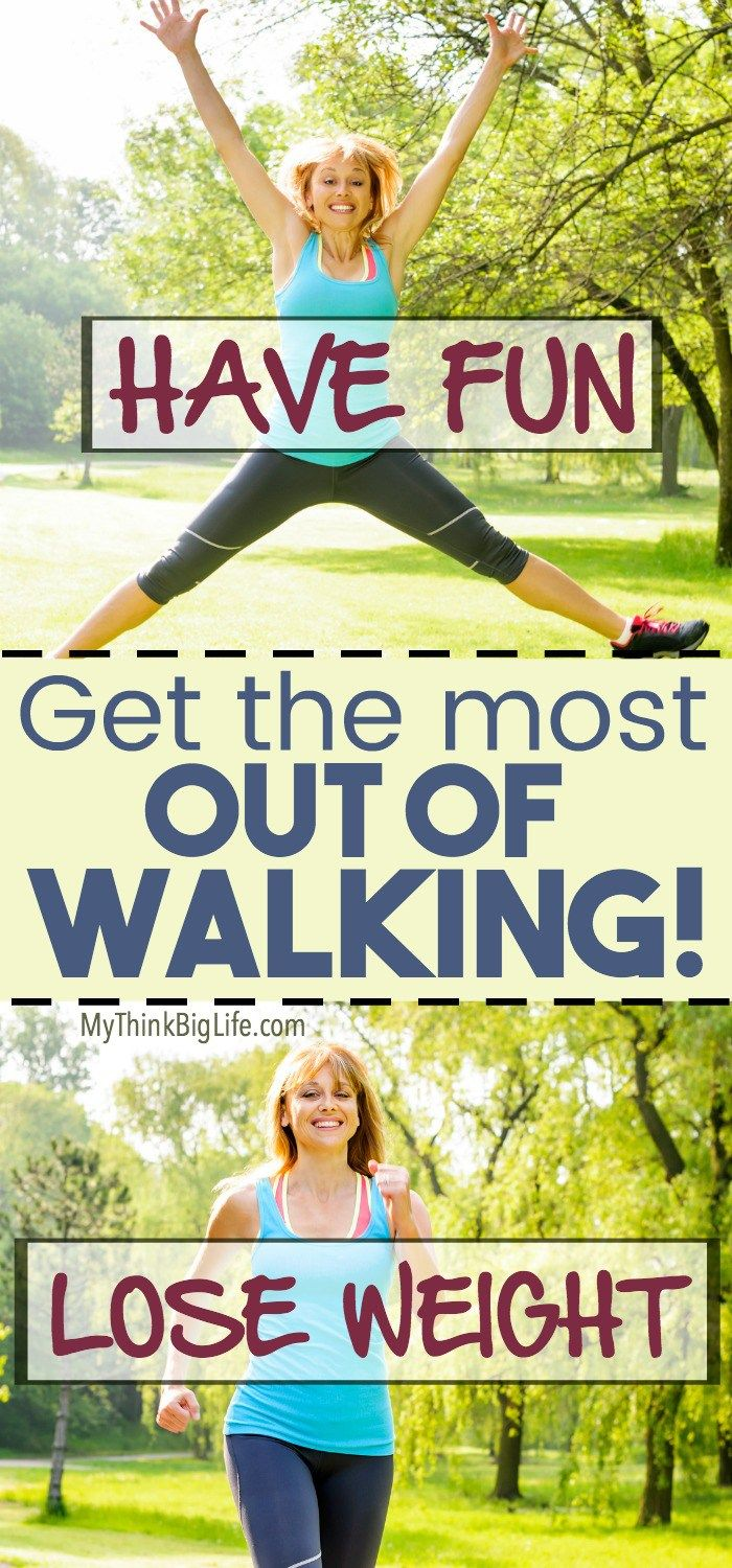 If you think walking has to be boring, think again! Get the most out of walking and make walking FUN! I love walking and in addition to enjoying it; it is my secret weapon for getting and staying in shape.