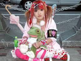 Afbeeldingsresultaat voor harajuku girl