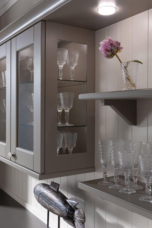 DOMUS COLOR U203a Lacquer U203a Traditional Style U203a Kitchen U203a Kitchen | LEICHT U2013  Modern · LeichtModerne Küche DesignsModerne KüchenTraditionelle ...