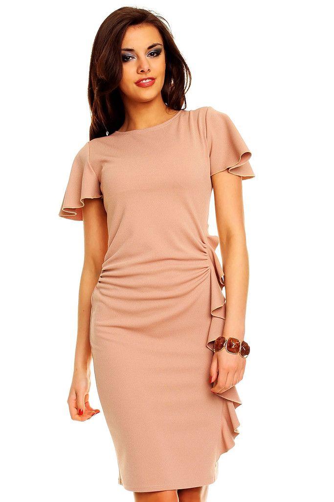 Gemma Rufle kjole