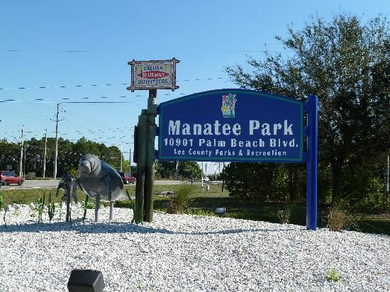 Manatee Park - 10901 State Road 80 (Palm Beach Blvd), Fort Myers, FL 33905