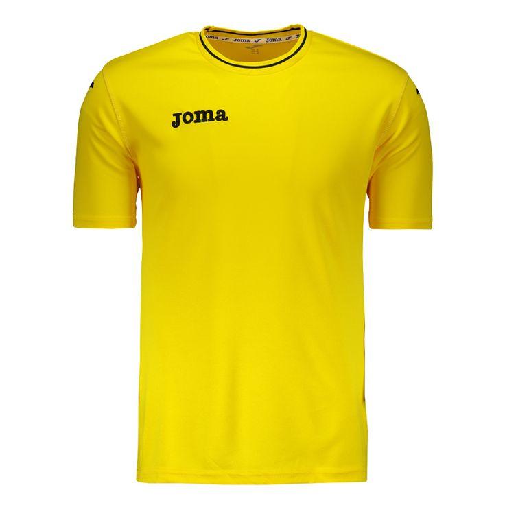 37b6fac1d4 Camisa Joma Lyon Amarela Somente na FutFanatics você compra agora Camisa  Joma Lyon Amarela por apenas