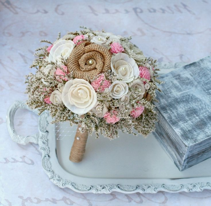 Mazzi di fiori particolari ek98 regardsdefemmes for Fiori di stoffa shabby chic