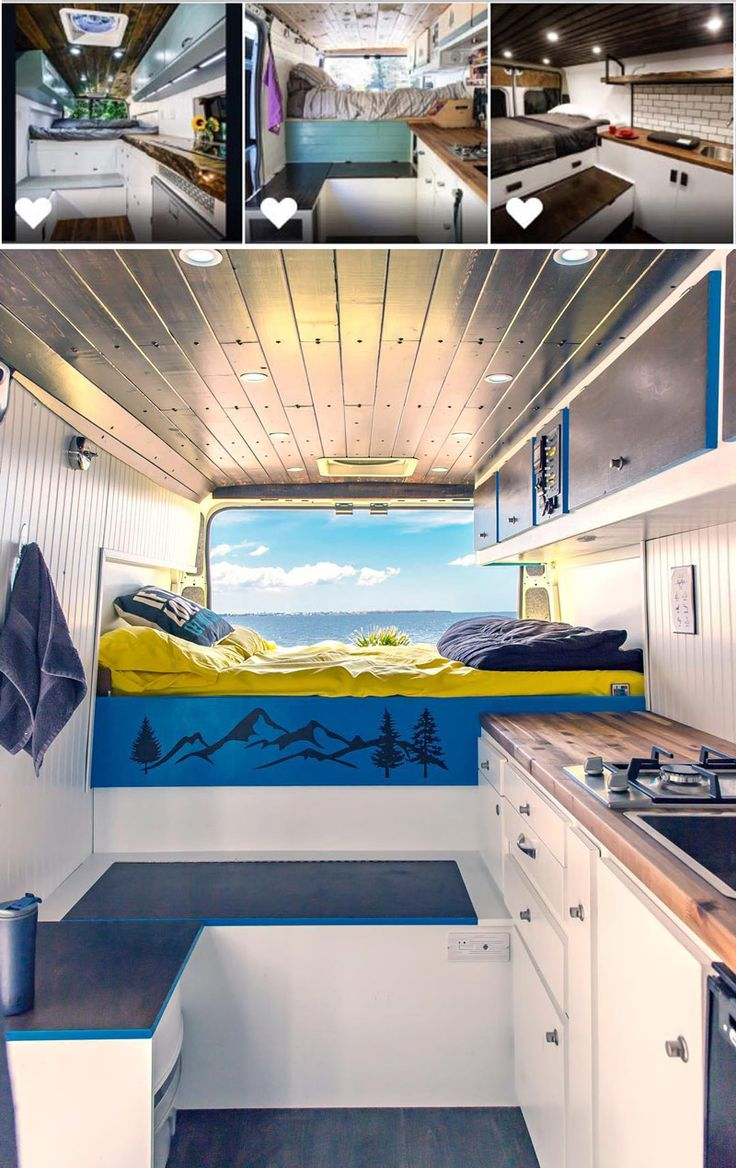 Dodge Promaster Camper Conversion Ideas In 2020