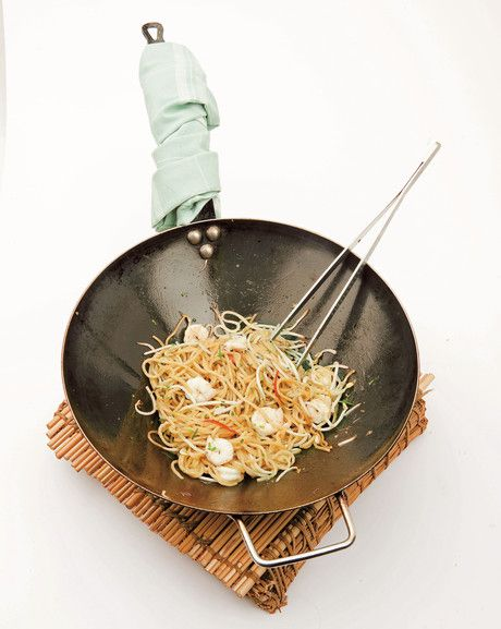 Noodles ai gamberetti  #cooking #china #thai #food #italy