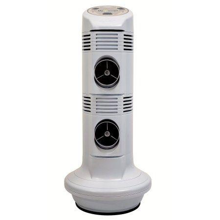 Lifesmart EZcool Duo Portable Air Cooler, White