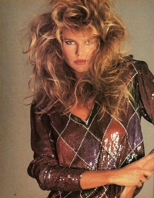 1980s Circa  Model: Christie Brinkley  Photographer: Francesco Scavullo  http://supermodelobsession.tumblr.com