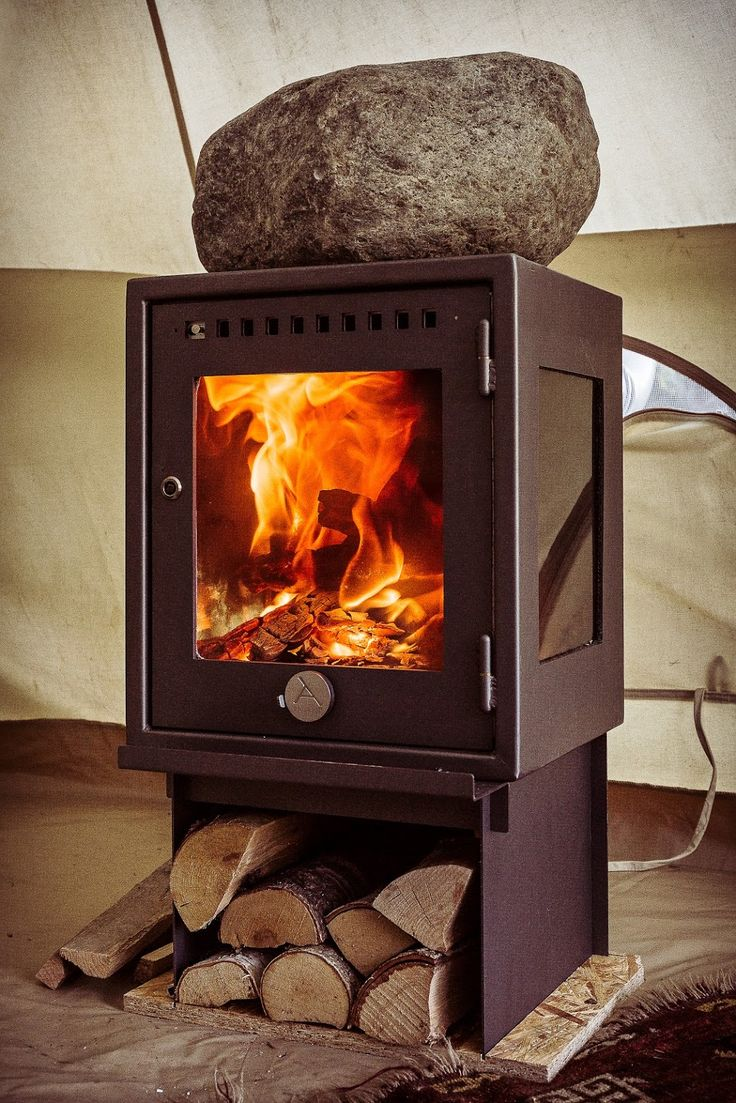17 best images about tent stoves by canvascamp on for Wood burning stove for porch