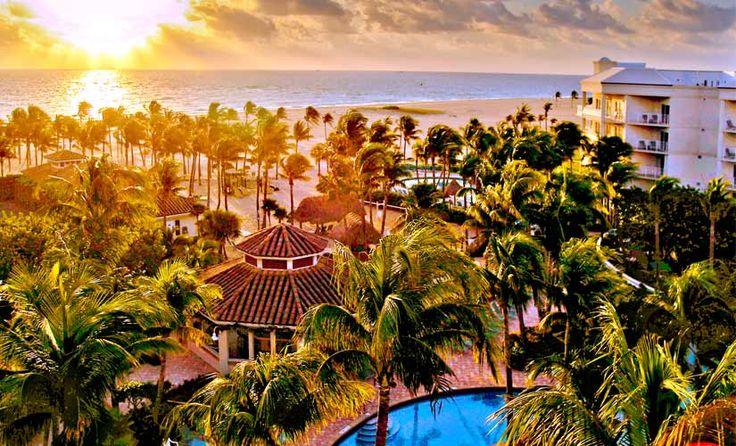 Beach Hotel in Fort Lauderdale, Oceanfront Resort - Lago Mar Resort & Club - Lago Mar