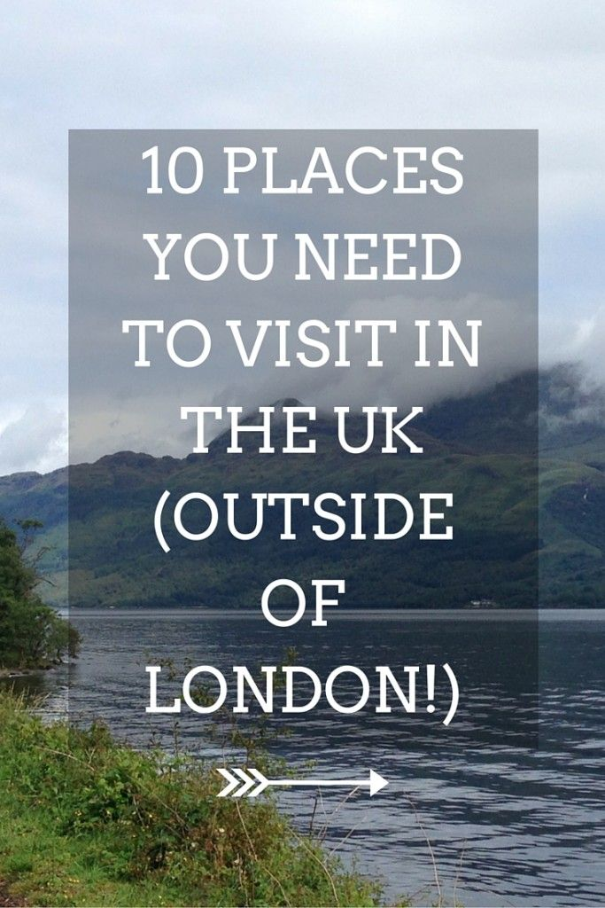 10 places you need to visit in the United Kingdom, outside of London! Get visiting! - Jasmin Charlotte