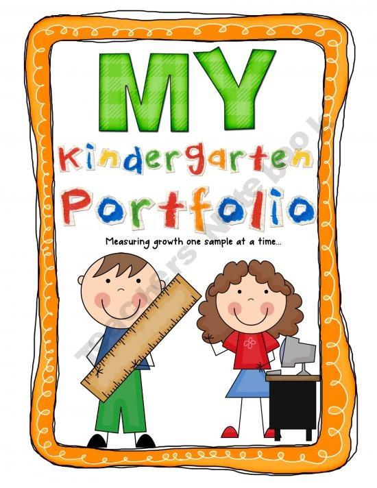 Kindergarten Book Cover Ideas : Images about portfolio ideas on pinterest teacher