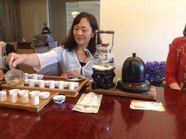 【癒しの中国茶講座】~華やかに香る閩南烏龍茶の世界~