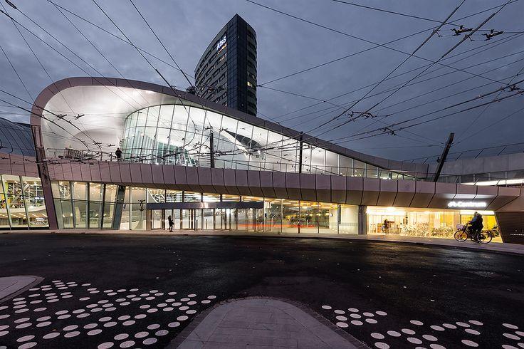 https://flic.kr/p/B8rF9Z   Station Arnhem   Architect: UNStudio (2015)